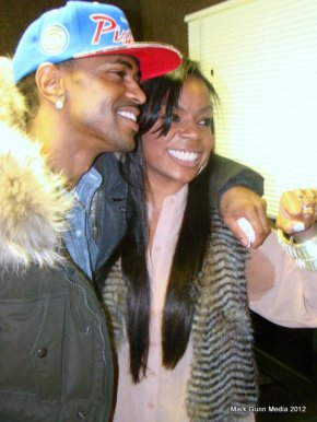 Keisha Nicole Interviews Big Sean