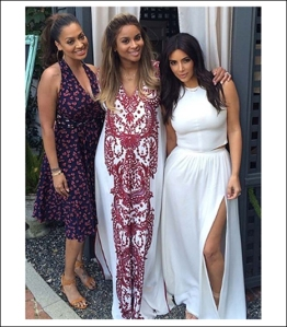 Celebrity social network pictures