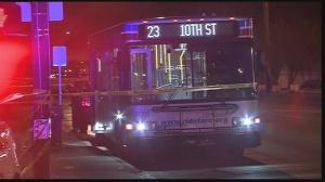 bus stabbing
