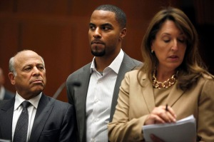 Former Pro Football Player Darren Sharper Appears in Court